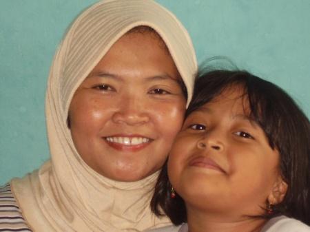 Mantan Pacar dan Putri Kecilku