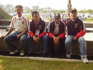 Pada Kegiatan Pembukaan O2SN 2009