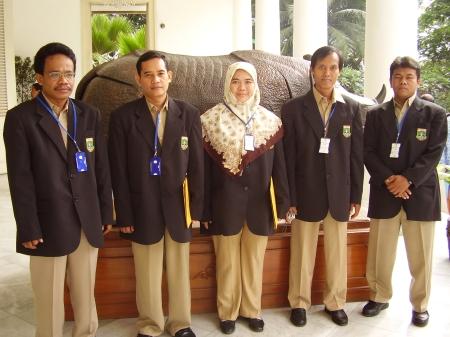 Banten 2006 Teams