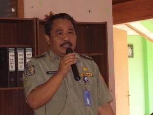 Drs. Nurhasan, Kabid SMP Dinas Pendidikan Kabupaten Pandeglang