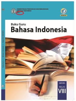 BUKU GURU BHS INDONESIA K13 KLS 8